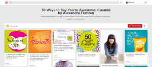 ボード:50 Ways to Say You're Awesome- Curated by Alexandra Franzen - 25 … 2014-11-10 19-19-54