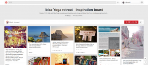 ボード:Ibiza Yoga retreat - Inspiration board - 35 件のピン 2014-11-10 19-15-18